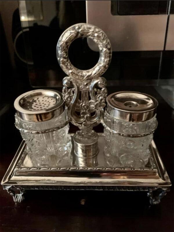 skrivstall-i-silver